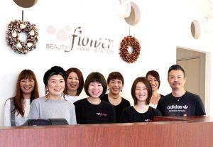 年齢や性別問わず、様々なスタッフが在籍しています。