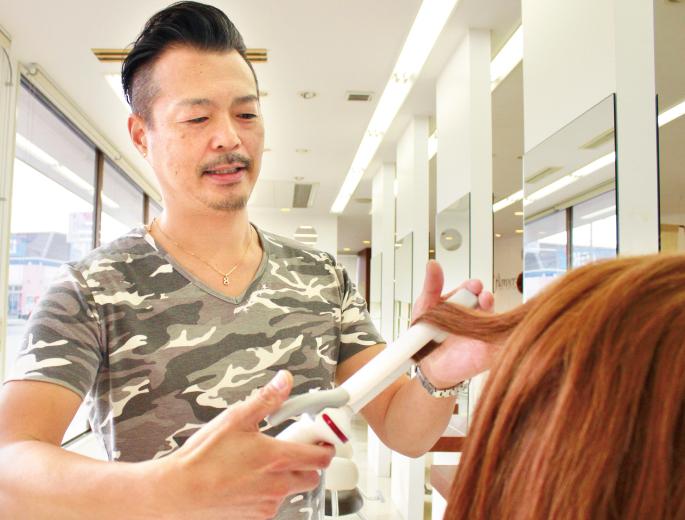 -stylist- 木藤 秀樹